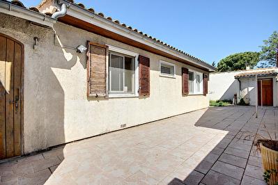 Maison Miramas type 3 d'environ 78 m2 plain pied