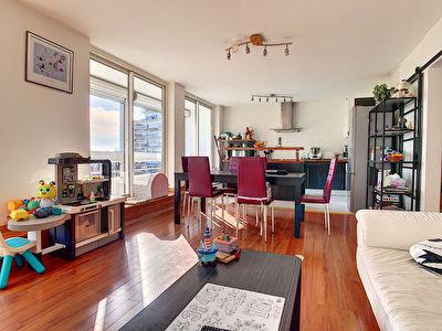 Bel Appartement T4 a Lyon 9 de 83 m2