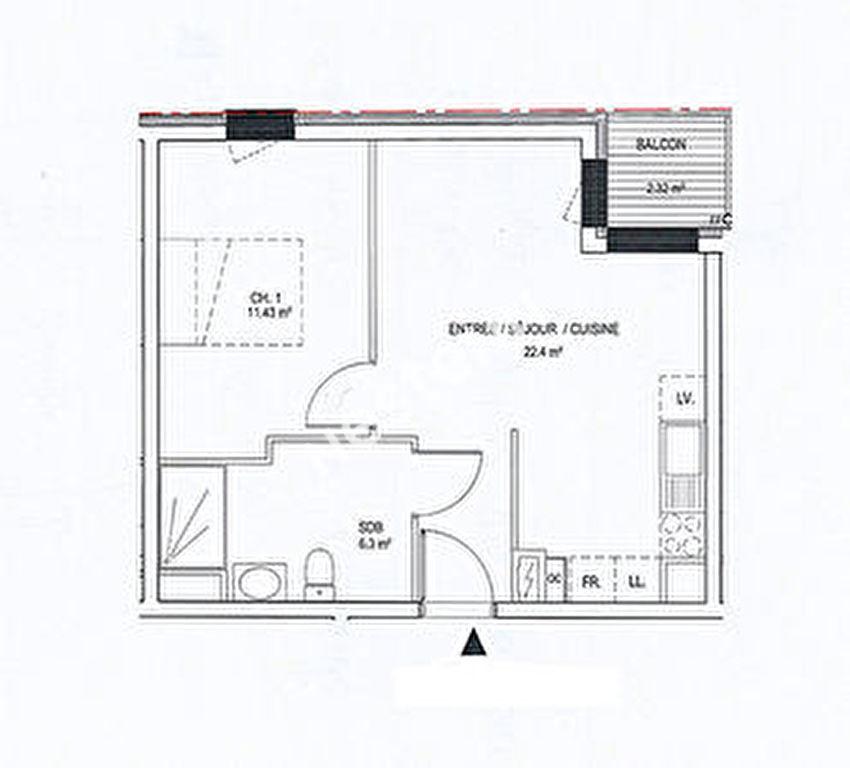 St Max - T2 Dans residence neuve