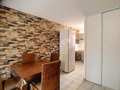 Appartement Luneville 2 pieces 46 m2