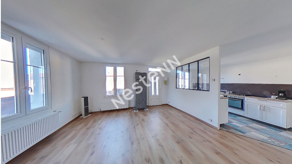 photos n°1 Maison individuelle Pont Saint Vincent 5 pièce(s) 110 m2