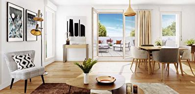 Appartement Neuf en Residence a Laxou avec parking