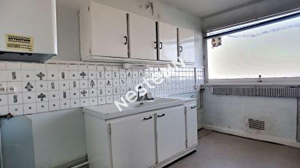 Appartement Nancy 4 pieces 72 m2 avec garage
