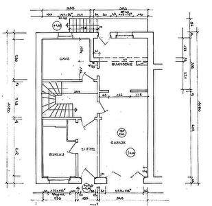 Maison 8 pieces 190 m2