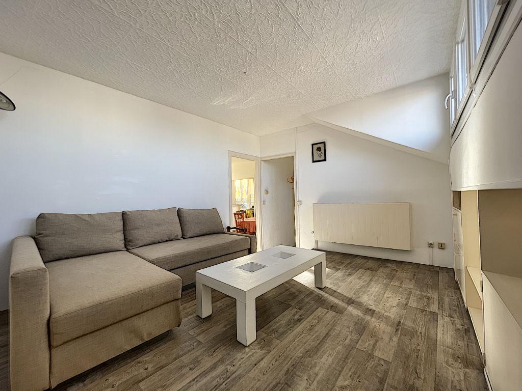 Appartement Nancy 3 pièce(s) 53 m2
