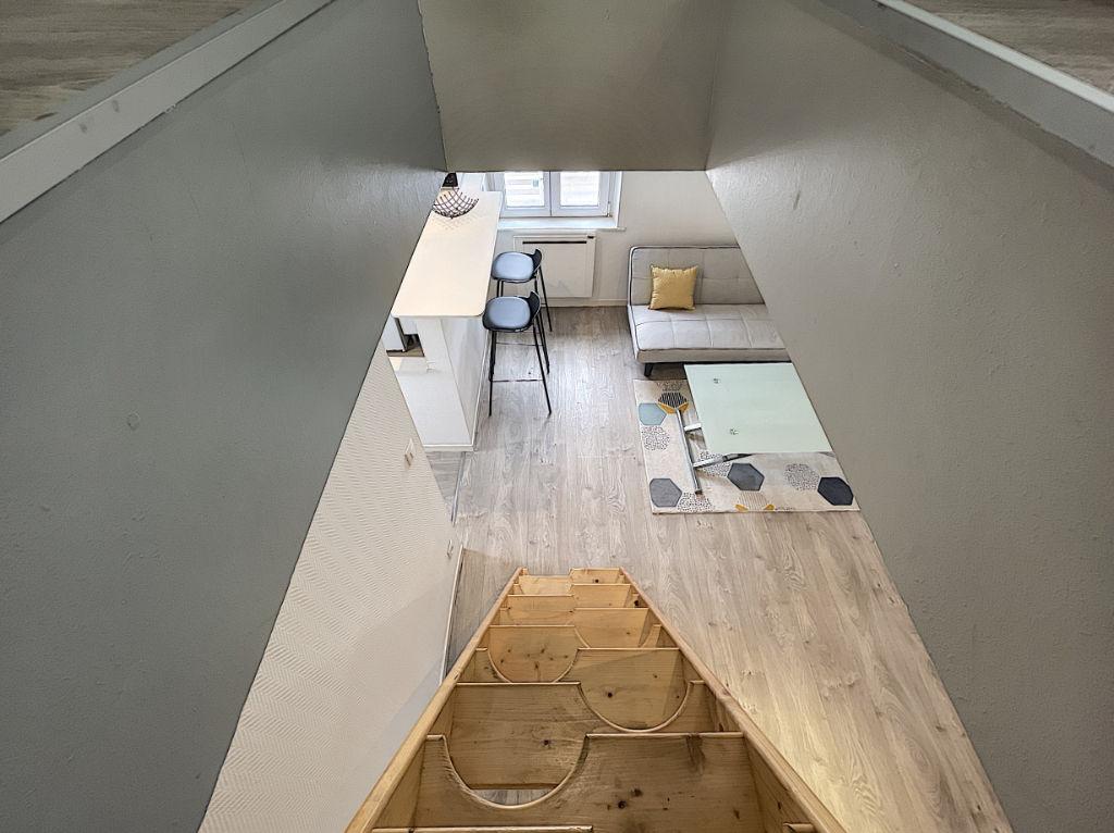 Appartement Nancy 2 pièce(s) 24 m2