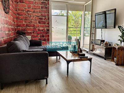 Appartement Meaux 2 pieces 40.67 m2