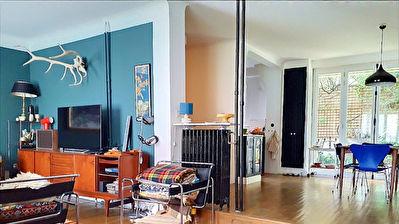A vendre belle maison 162 m2 a Paris 75020