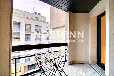 Appartement 3P - 66,66 m2  avec balcon - Levallois-Perret
