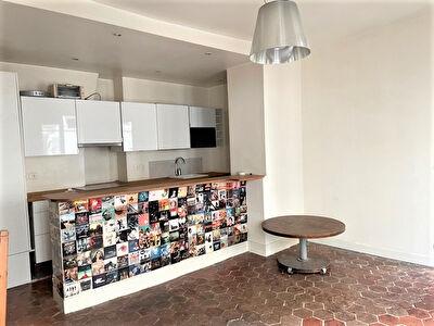Appartement a vendre - 2 pieces 40m2 - Paris 9eme Secteur Trudaine-Dunkerque