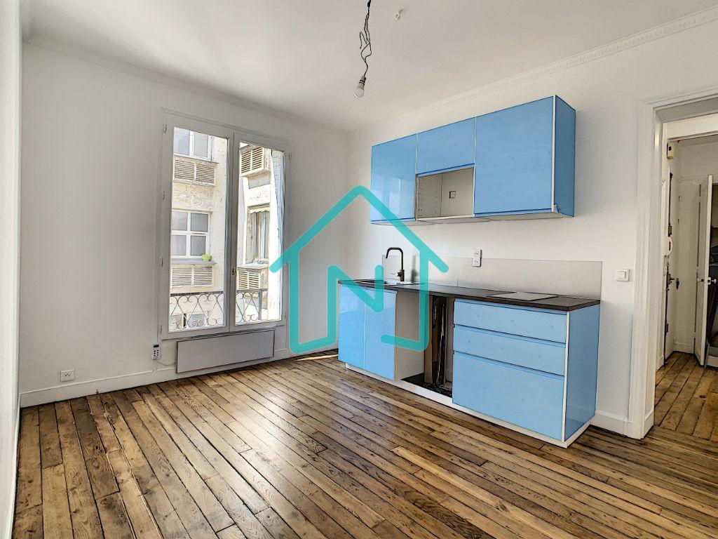 Appartement  2 pièce(s) 34 m2, Jules Joffrin