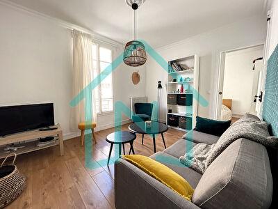 Appartement Paris 2 pieces 38 m2