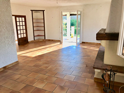 Haut de villa Chateauneuf Grasse 5 pieces 119.45 m2