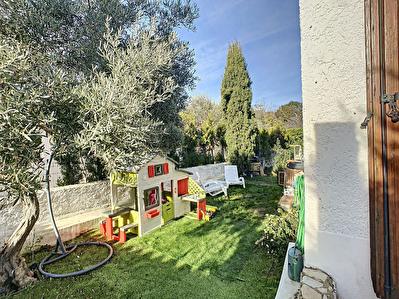 SALON DE PROVENCE - Maison 5 pieces - 95 m2 - Jardin arbore en centre ville