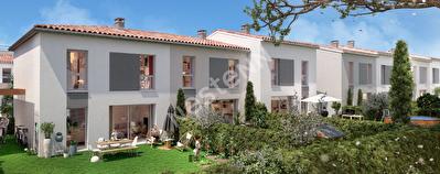 LA FARE LES OLIVIERS - Maison neuve 4 pieces - 86 m2 - Secteur calme et residentiel