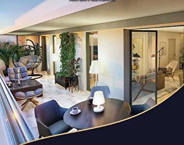 AIX-EN-PROVENCE - Appartement T3 - 61.07 m2 -  Residence de Standing