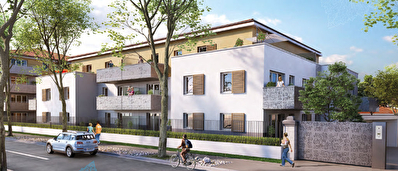 Proche ISTRES - Appartement T3 - 66 m2 - Residence de standing