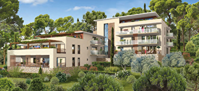 AIX-EN-PROVENCE - Appartement T2 - 44 m2  - Residence Standing