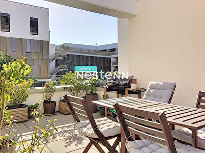 SATHONAY-CAMP Appartement 3 Pieces + terrasse
