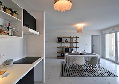 Eligible PINEL - Appartement T3 - Saint-Medard-En-Jalles