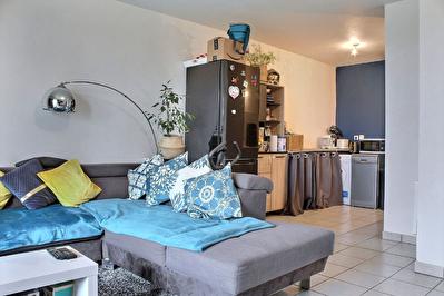 Appartement Belleville Sur Meuse 3 pieces 59.5 m2