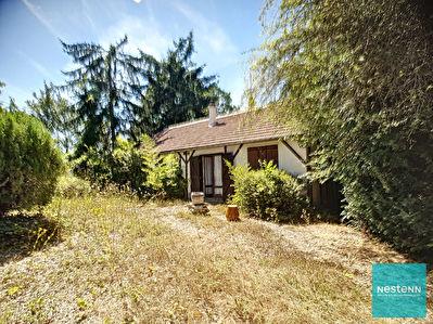 Maison a vendre - 4 pieces - 68 m2 - La chapelle Reanville - Eure - Haute Normandie
