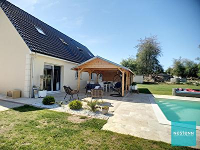 Maison a vendre - 9 pieces - 155 m2- Fontaine Bellenger - EURE - HAUTE NORMANDIE
