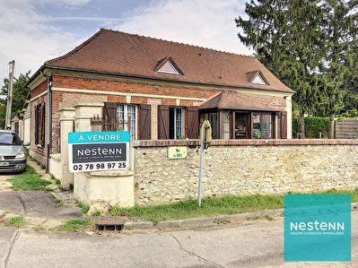 Maison a vendre - 4 pieces - 69 m2 - Guitry - Eure - Haute Normandie