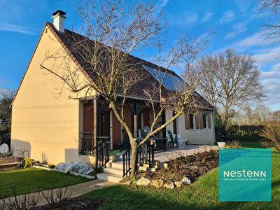 Maison a vendre 6 pieces - 95m2- Saint Pierre De Bailleul- Eure- Haute Normandie