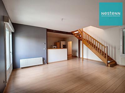 Appartement a vendre - 88 m2 - GAILLON - HAUTE NORMANDIE. Ref JF174