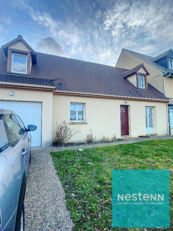 Maison Saint Marcel- 5 pièces-122 m2 -Vernon-Eure-Haute Normandie
