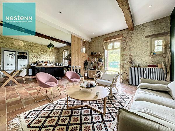 Magnifique appartement a vendre a Villefranche De Lauragais 5 pieces 126m2