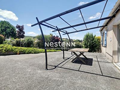 Maison a vendre proche Castelnaudary, 6 pieces