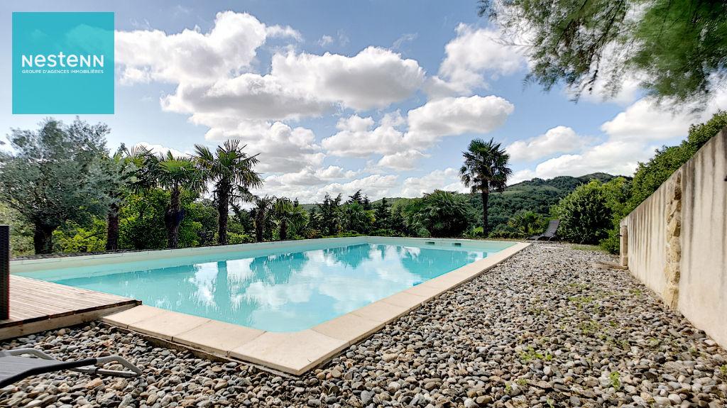 Terrain à bâtir à vendre avec piscine, 1374 m2, proche Castelnaudary