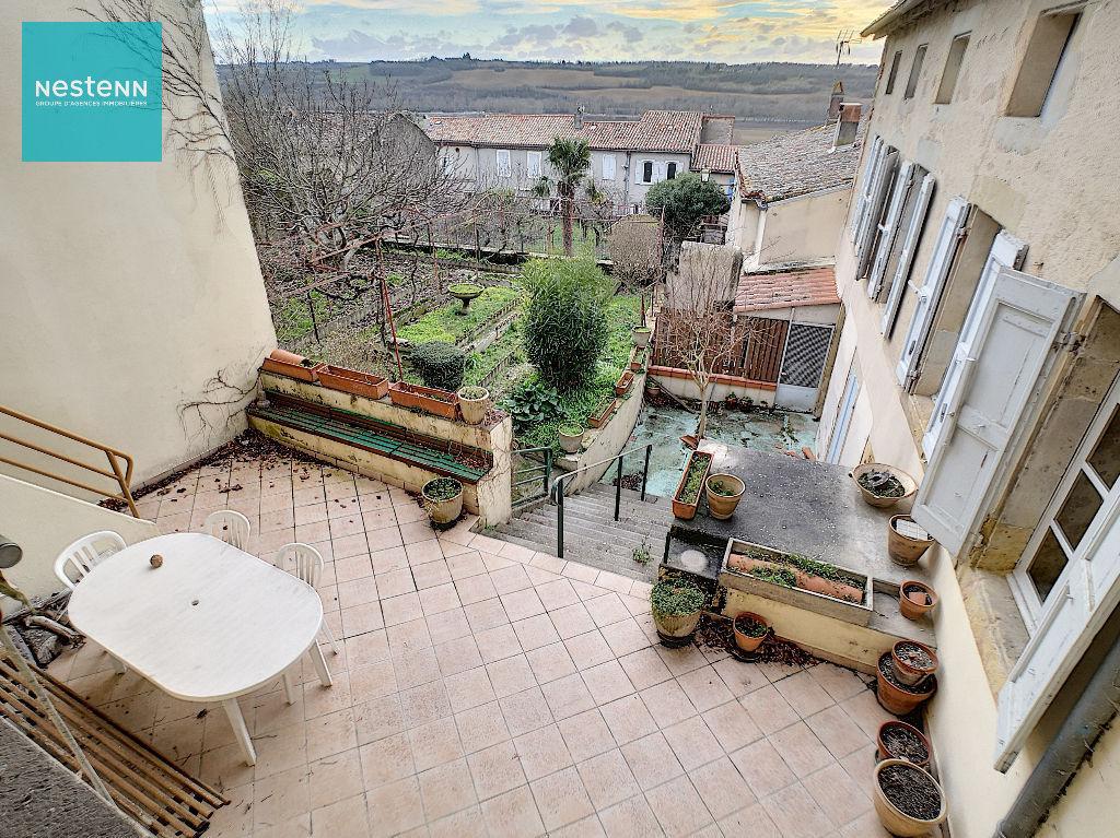 Maison à vendre Avignonet Lauragais, 220 m2 habitables avec jardin