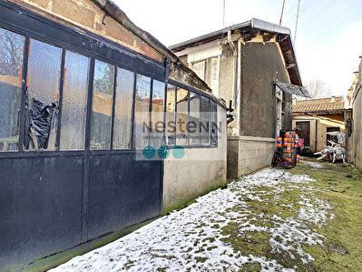 Maison Vitry Sur Seine 3 pieces 40.89 m2