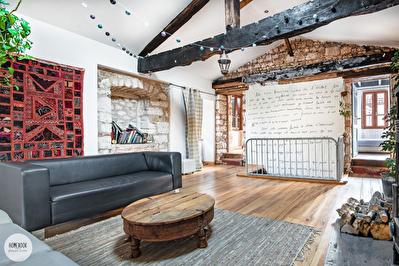 Maison en pierre 138 m2  proche Albi
