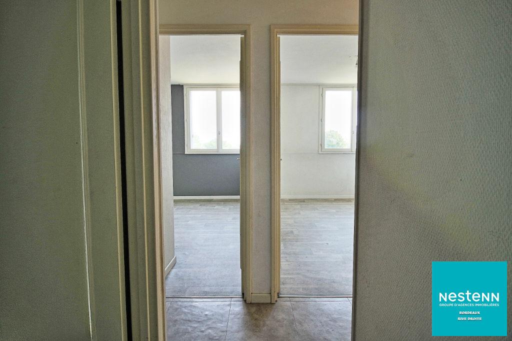 Appartement T4 lumineux avec loggias - Cenon