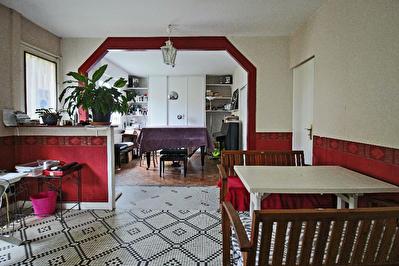 Maison 63 m2 avec grand jardin