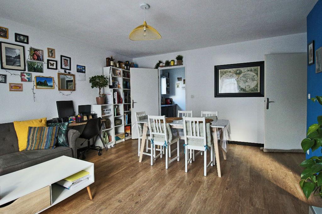 Appartement 2 pièces 47 m² avec jardin