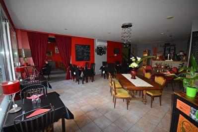 CAFE-HOTEL-RESTAURANT BOURGOIN JALLIEU - 210 m2