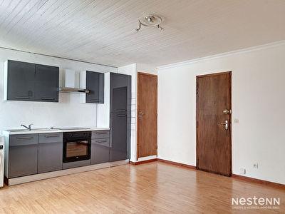 A louer appartement T2 de 43 m2 avec terrasse