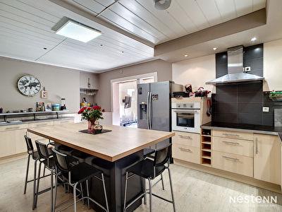 A vendre maison de ville de 80 m2 avec Cour