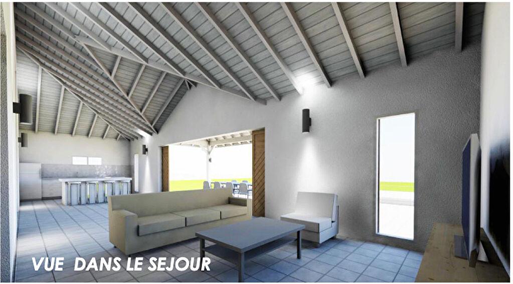 LAMENTIN : maison neuve 4 pièces en vente avec piscine