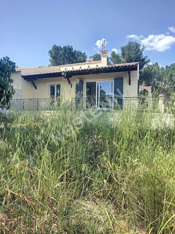 Maison type 4 avec jardin