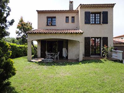 Villa Cagnes Sur Mer 5 pieces 150 m2