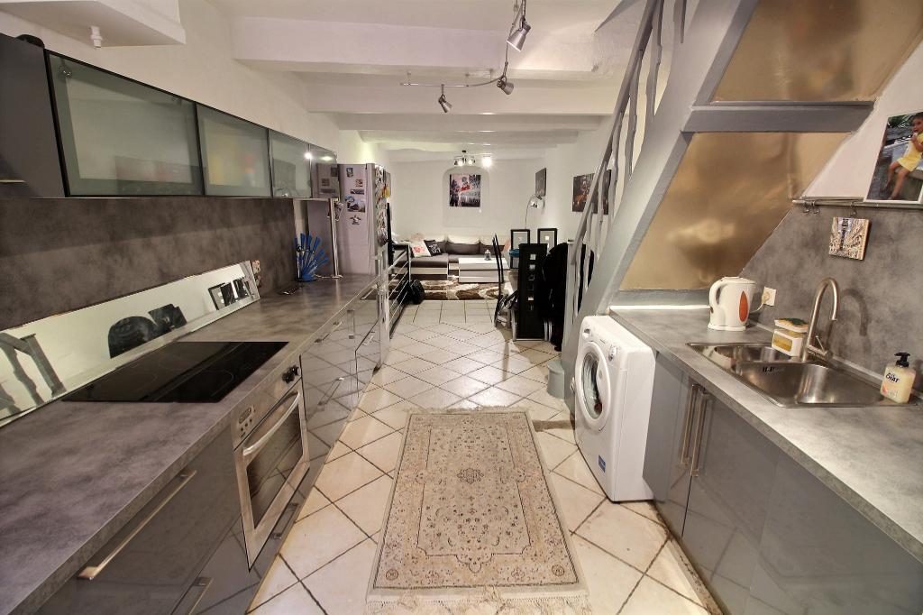 photos n°1 Maison : vieil Antibes 3 pièce(s) 52 m2