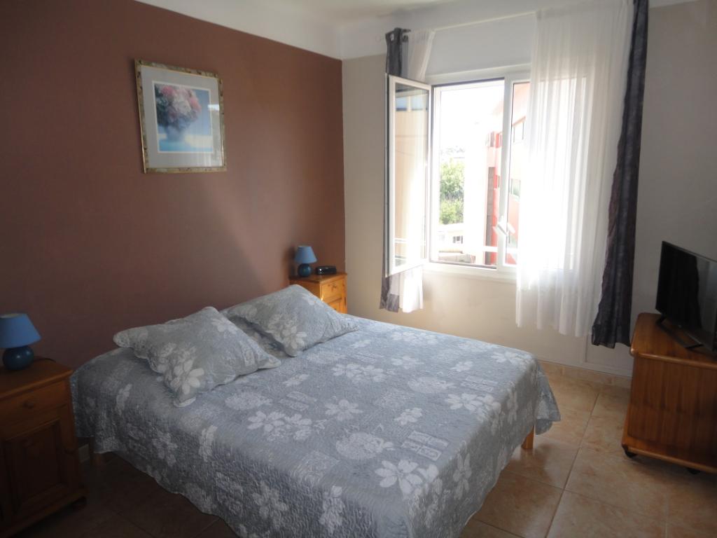 Antibes secteur iIettes  : Appartement Antibes 2 pièce(s) 56 m2 + Garage  vue mer