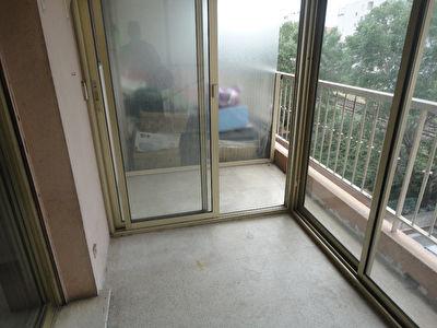 Appartement Juan Les Pins 1 piece 26 m2 + parking