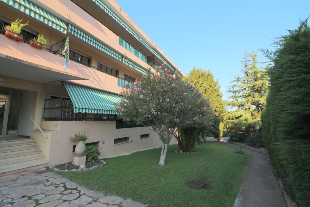 Appartement Antibes 3 pièces 63.22m² garage cave terrasse